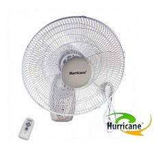 Hurricane Wall Fan 40cm (with remote)